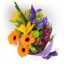 Доставка цветов.ру: букет Юбилейный