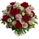 Доставка цветов.ру: букет Шипы и Розы