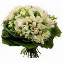 Доставка цветов.ру: букет Белоснежка