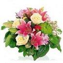 Доставка цветов.ру: букет Улыбка