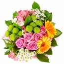 Доставка цветов.ру: букет Чудесный день