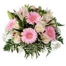Доставка цветов.ру: букет Нежный поцелуй