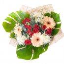 Доставка цветов.ру: букет Угадай, кто я?
