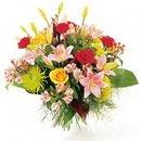 Доставка цветов.ру: букет Жди меня