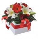 Доставка цветов.ру: букет Желаю