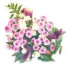 Доставка цветов.ру: букет Сиреневый туман