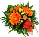Доставка цветов.ру: букет Рыжик