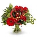 Доставка цветов.ру: букет Встречай!
