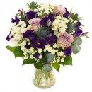 Доставка цветов.ру: букет Добрый вечер