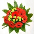 Доставка цветов.ру: букет Каприз