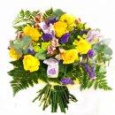 Доставка цветов.ру: букет Знакомьтесь...