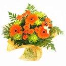 Доставка цветов.ру: букет Желаю тебе...