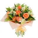 Доставка цветов.ру: букет Минуты счастья