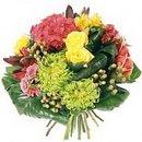 Доставка цветов.ру: букет Процветания