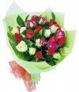 Доставка цветов.ру: букет Лагуна