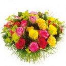 Доставка цветов.ру: букет Конфетти