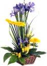 Доставка цветов.ру: композиция Весеннее настроение