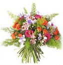 Доставка цветов.ру: букет Утро туманное