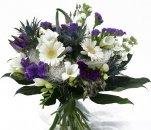 Доставка цветов.ру: букет Голубая луна