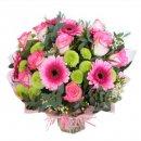 Доставка цветов.ру: букет Желанная
