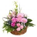 Доставка цветов.ру: подарок Розовое счастье