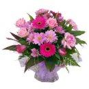Доставка цветов.ру: букет Ты мое счастье