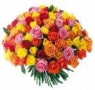 Доставка цветов.ру: букет Большой букет роз
