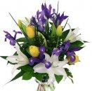 Доставка цветов.ру: букет Гармония