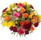 Доставка цветов.ру: букет Лишь для тебя