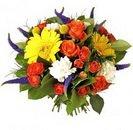 Доставка цветов.ру: букет Островок счастья