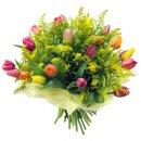 Доставка цветов.ру: букет Весна в душе