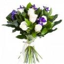 Доставка цветов.ру: букет Ромео и Джульетта