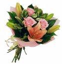 Доставка цветов.ру: букет Карамелька