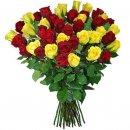 Доставка цветов.ру: букет Цветочное настроение