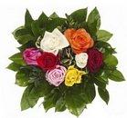 Доставка цветов.ру: букет Калейдоскоп