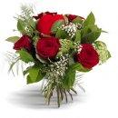 Доставка цветов.ру: букет С любимыми не расставайтесь