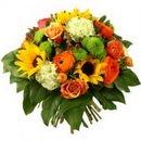 Доставка цветов.ру: букет Мелодия цветов
