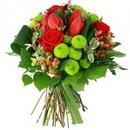Доставка цветов.ру: букет На вершине