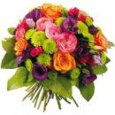 Доставка цветов.ру: букет Очаровашка